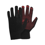 GlovesPro Magic. Flexibel stickad vante i acryl och lycra