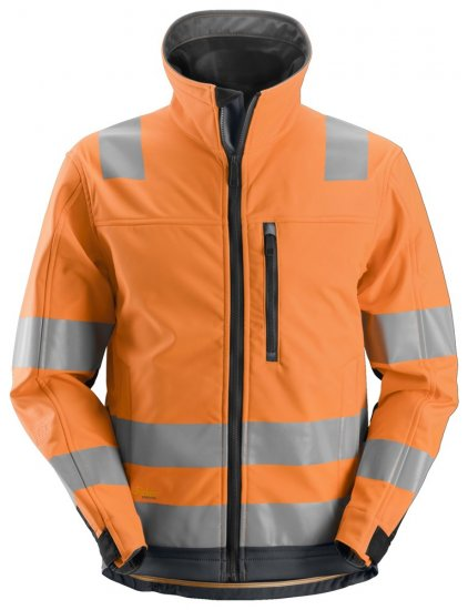 Snickers 1230 varseljacka softshell varsel klass 3