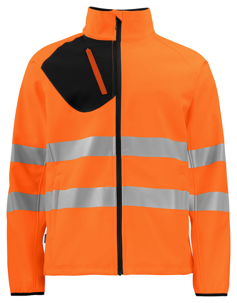 Projob 6432 varseljacka Softshell klass 32